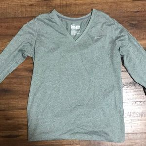 Womens Nike Dry fit long sleeve